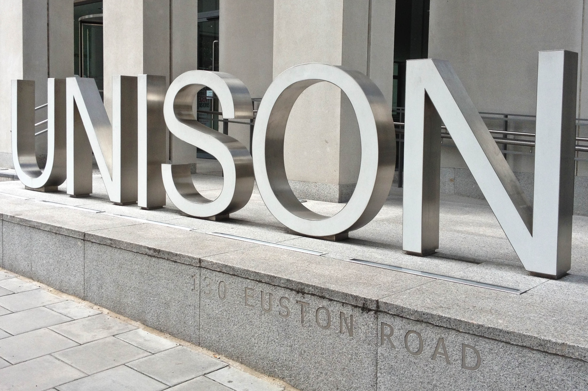 UNISON Centre (on Euston Road)